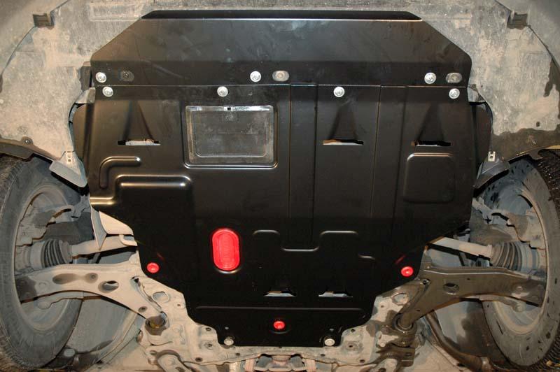 Защита двигателя форд фокус 2 рестайлинг