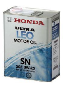 каталожный номер масла honda 0w20 4 литра
